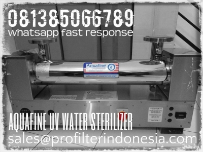 Aquafine Ultraviolet Indonesia  large