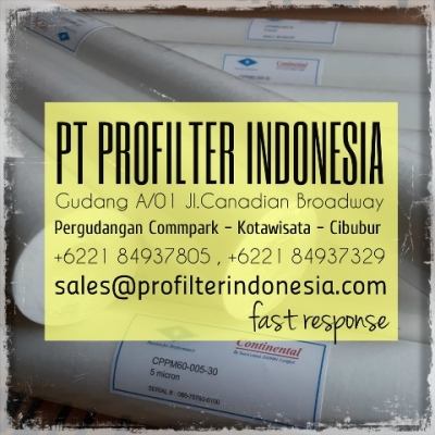CPPM Filter Cartridge Indonesia  large