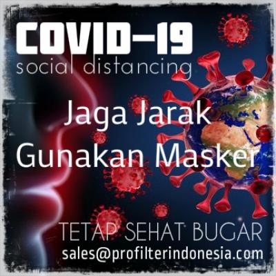 Covid 19 Corona Profilter Indonesia  large