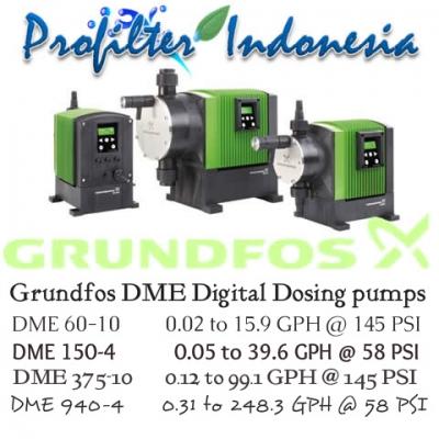 Grundfos DME Digital Dosing pumps Indonesia  large