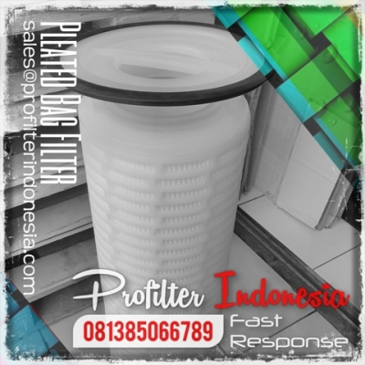 PFI Pleated Bag Filter Cartridge Indonesia  large