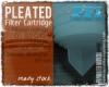 PFI Pleated Filter Cartridge Indonesia  medium