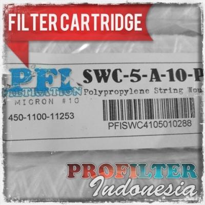 PFI SWC String Wound Benang Filter Cartridge Indonesia  large