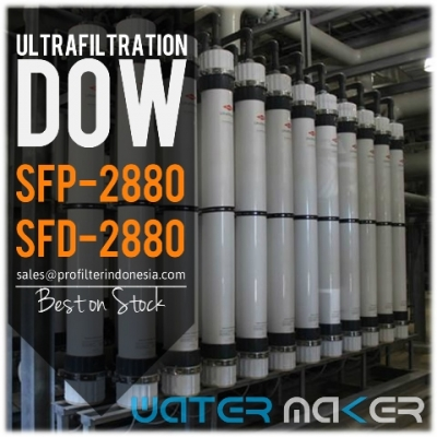SFP 2880 and SFD 2880 Ultrafiltration Dow Watermaker Indonesia  large