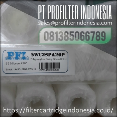 SWC Wound Filter Cartridge Indonesia  large