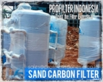 PFI MSF-54-MS PROFILTER Multimedia Sand Filter 50000 liters per hour