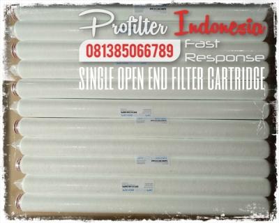 Single Open End Spun Cartridge Filter Indonesia  large