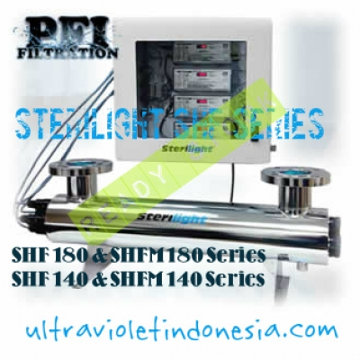 Sterilight shf  shfm series uv water sterilizer  large