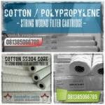 Cartridge Filter Benang 5 Micron