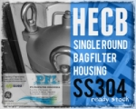 Sun Central Continental HECB 10 Bag Filter Housing