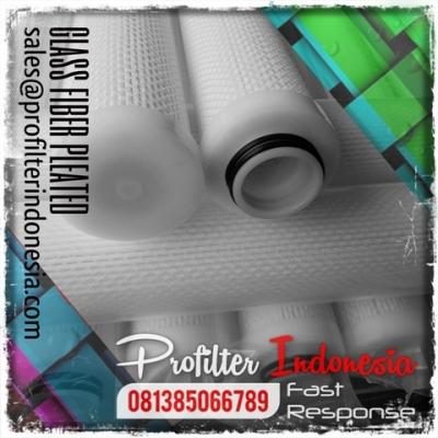 Teda Pleated Glass Fiber Filter Cartridge Indonesia  large