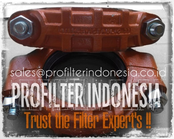 Victaulic Flexible Grooved Coupling Style 77 PT PROFILTER INDONESIA