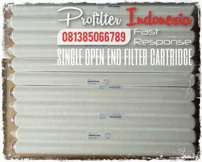 d Single Open End Spun Cartridge Filter Indonesia  large