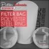d d d PEB Polyester Filter Bag Steel Ring Indonesia  medium