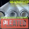 oilfield pleated filter cartridge indonesia  medium